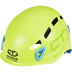 Climbing Technology Eclipse Helm Kinderen, green